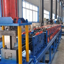 Cold Steel Door Frame Roll Forming Line Door Frame Press Roll Forming Machine