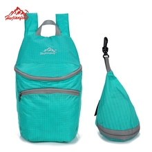 China wholesale leisure sport mens womens light foldable waterproof backpack for hiking