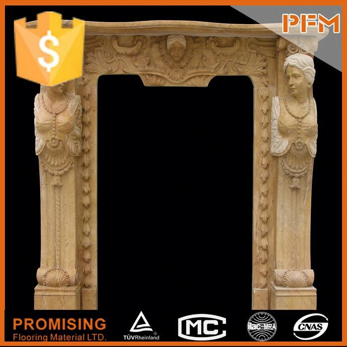 latest natural best price beautiful hand carved fireplaces corbel