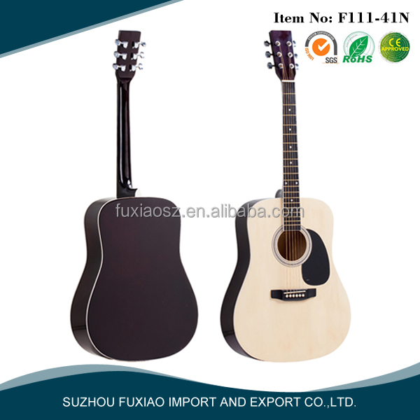 super high quality acoustic guitar