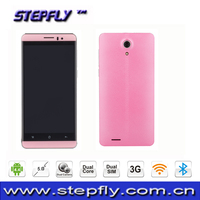 5.0 inch QHD capacitive touch screen MTK6572 Dual Core Android 4.4 WIFI Bluetooth 3G Mobile Phone N860