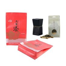 customized plastic bags tea sachet