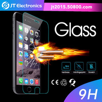 quotation for new explosion-proof 9h tempered glass protective film for iphone 6& plu