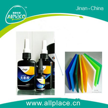 Good performance china best price uv glue for acrylic