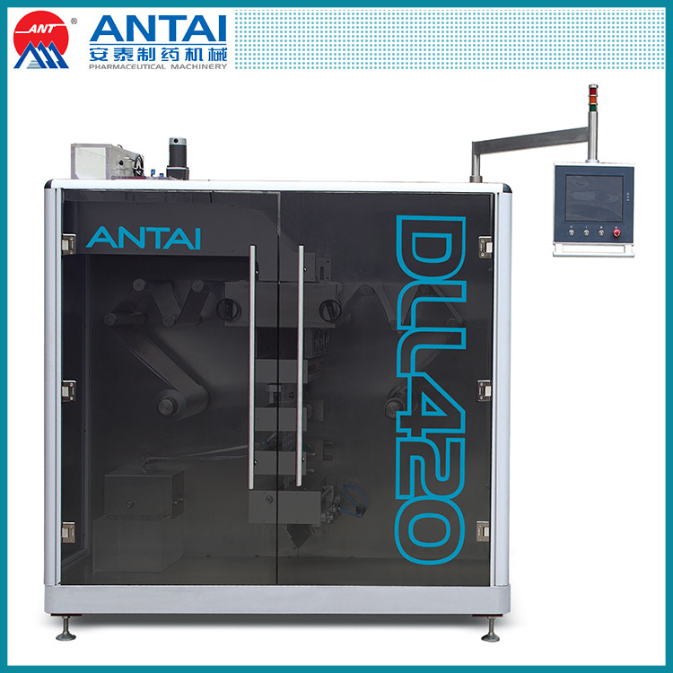Online Shop China Best Quality Automatic Al-Al Blister Packing Machine For Syringe