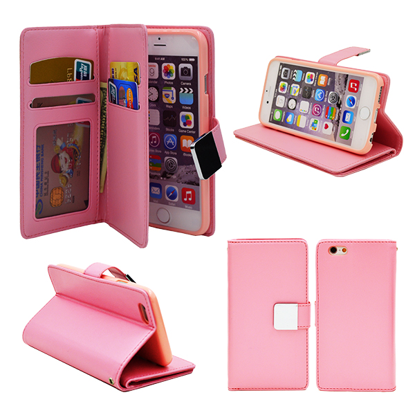 5.5 inch Flip PU Leather Cover Case for HTC Desire 828