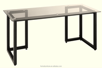 modern simple rectangular easy assemble computer table