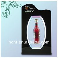 New Innovation 2013 Magnetic Advertising Display Case, wooden pocket watch display case