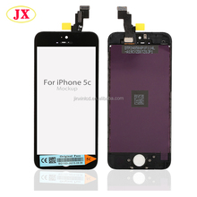 4 inch OEM original mobile phone display for iphone 5c lcd touch screen with full test