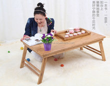 Chinese Small Antique Bamboo Furniture Kang Table