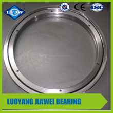 High precision Thin section crossed roller slewing bearing