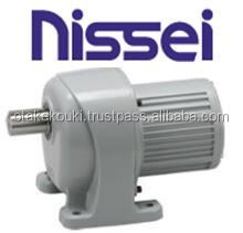 Highly-efficient and High quality ac gear motor 220v NISSEI at quick delivery