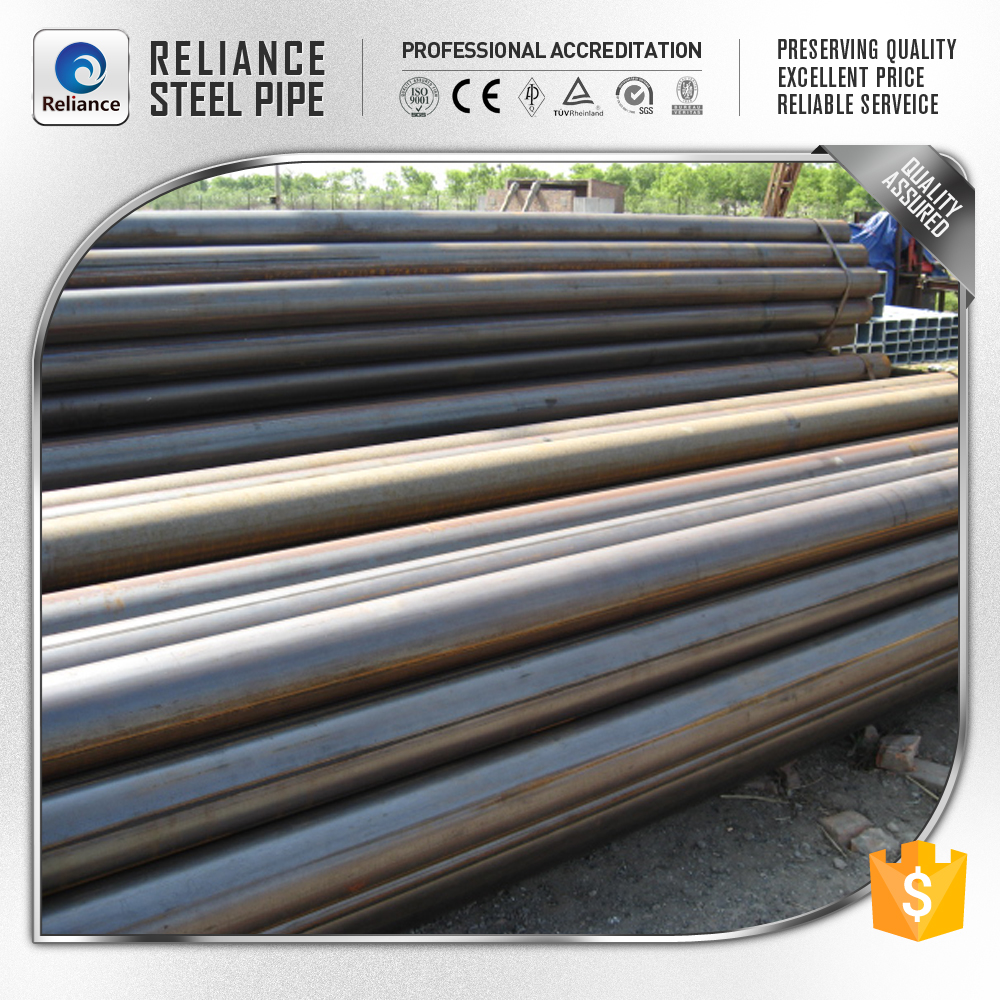 BEST PRICE ERW PIPE STANDARD DIMENSIONS