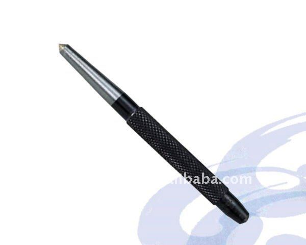 Alloy Steel Safety Precision Center Punch Tools Polished Taper