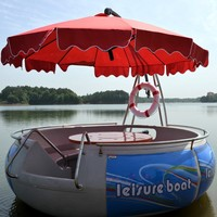 Original Manufacturer, BBQ Donut Boats, leisure boat,sightseeing boat