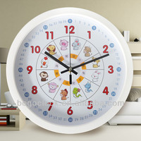 12'' Inch Student&Children&kids Wall Clock For Home Decoration