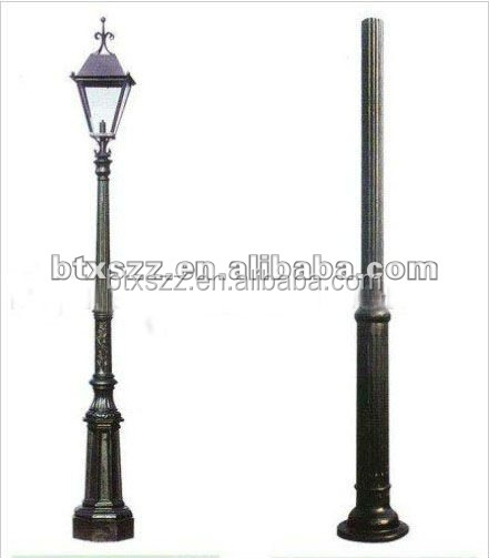 Used Light Poles : Street used lighting poles decorative pole