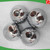 Mirror-Polished 304 Solid Drilling Stainless Steel Ball with Deep Holes