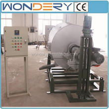 Zinc powder rotary metal crucible melting furnace with gas/oil