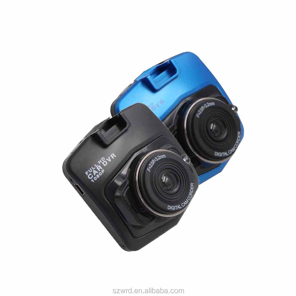 Factory Wholesale Mini Car Camera Black Box Portable Driving Vehicle Recorder with Suction Cup Mount