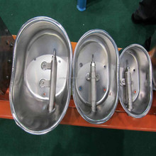 Stainless steel pig water trough for sale