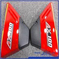 SCL-2012110468 AX100 Motorcycle Plastic Parts Side Cover for Motorcycle Parts Accessories