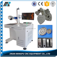 Newest stylish laser marking linear texts machine