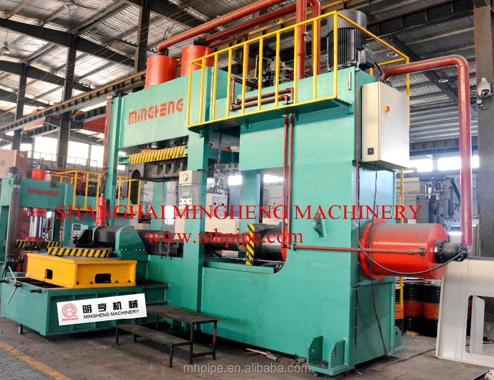 SS/CS/AS Elbow Hydraulic Cold Forming Machine