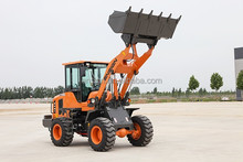 CE Approved Road Construction Equipments China Supplier ENSIGN (Tractor Partner) 2Ton Front Mini Wheel Loaders