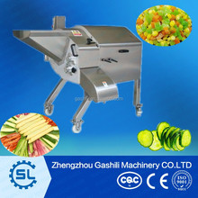 See larger image Cube vegetable cutting machine /carrot cuber /vegetable fruit cube cutter