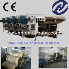 HN250 Fabric Cotton Waste Recycling Machine