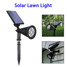 High Quality Waterproof LED Solar Outdoor Lighting Garden Light
