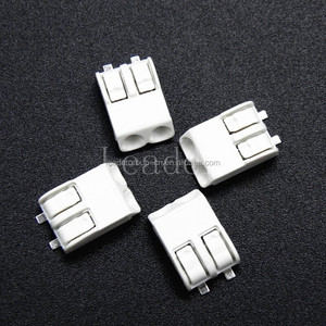 2 pin SMD Wiring Terminal Block PCB Wire Cable Connector Push in Lighting Connection Connector LED102