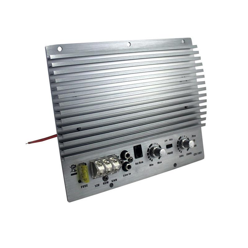 car amplifier board subwoofer