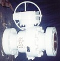 High-Pressure API-6D Ball Valve