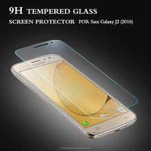 Real Premium 9H OEM Tempered Glass Screen Protector For Samsung Galaxy J2, Phone Glass Screen Protector