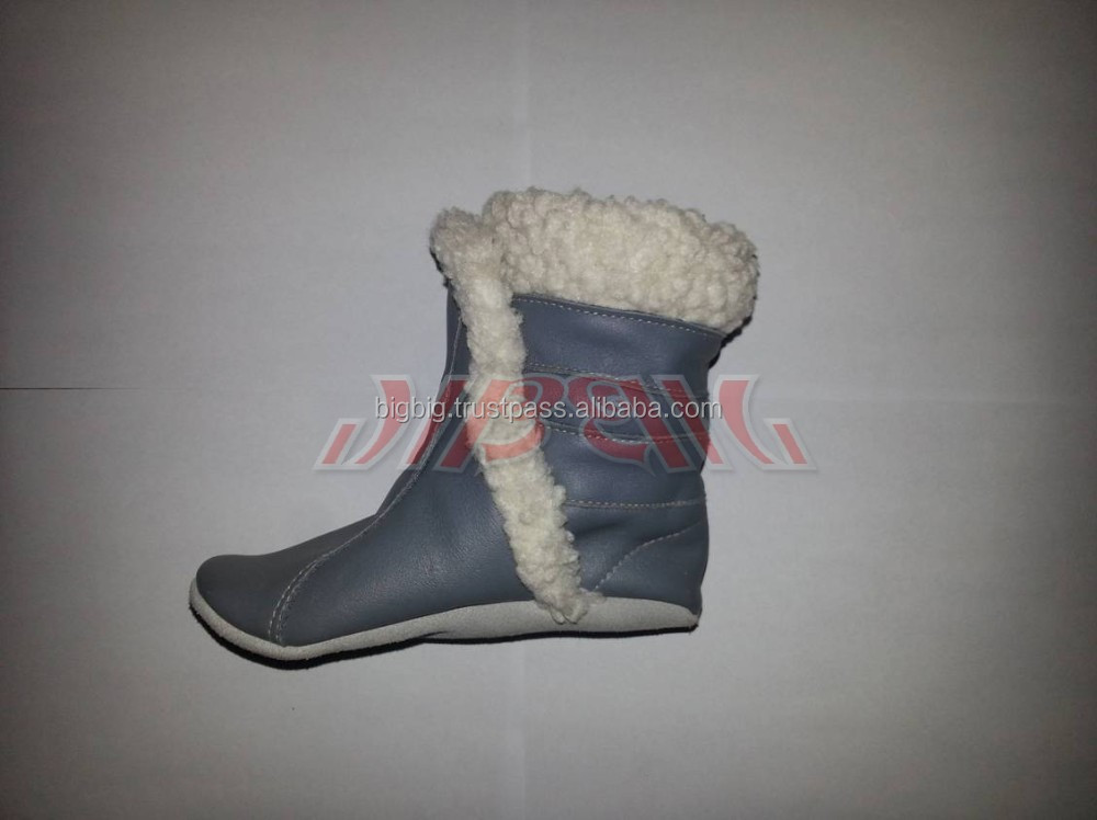 Soft Boots baby lesther sole Leather Shoes and Booties