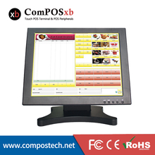 Hight Quality 15 Inch LCD 1024*768 Touch Screen Computer Display Monitor For Desktop