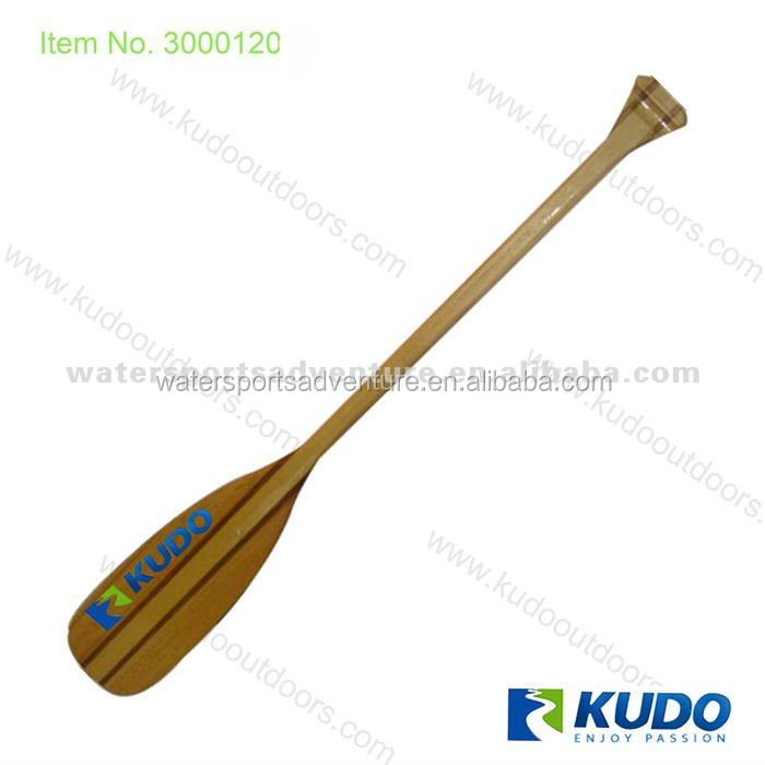 Best selling wooden dragon boat paddle with T-grip