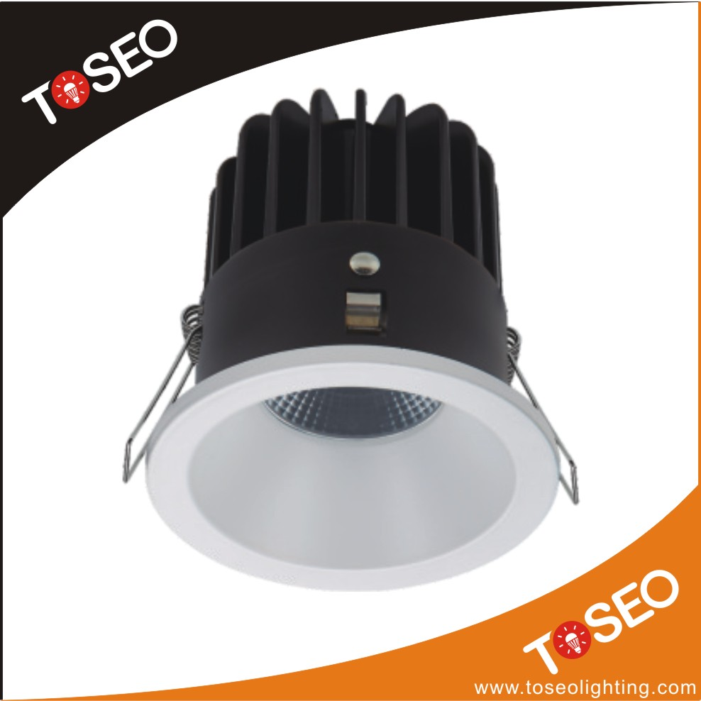 recessed fixed die-casting Alu Led recessed light