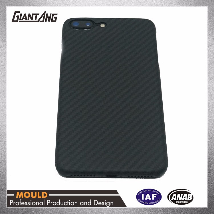 China High-tech Appearance Carbon Fiber Custom Made Case For Phone Case