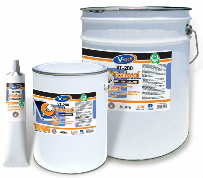 VT-280 Vitalseal - Small Joint Sealant