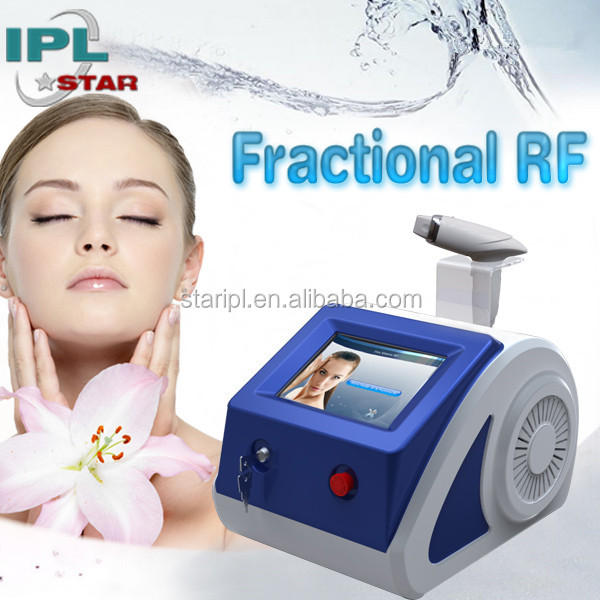 new products 2015 innovative product Pinxel Fractional RF& Radio Frequency Microneedle