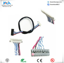 Customized Flat Panel Cable SCSI I SCSI II & SCSI III cables