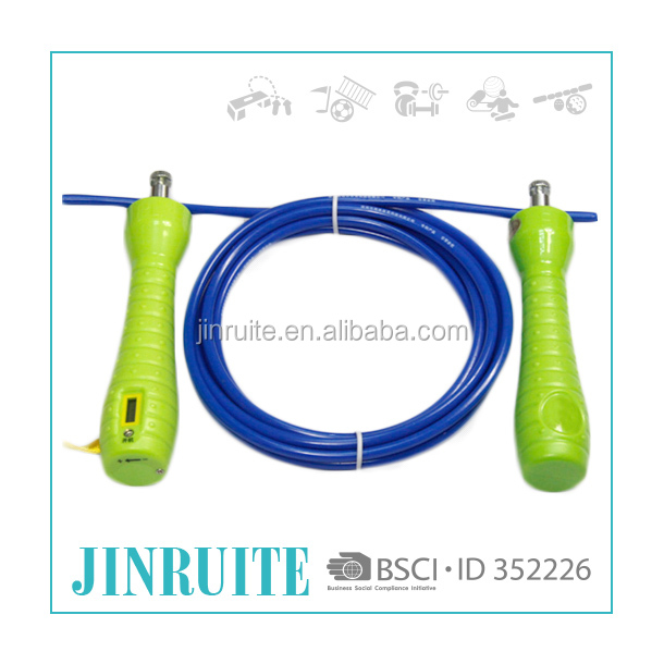 High Quality Crossfit Ultra Slim Weight Loss Rope Jumping Exercise Speed Cable Jump Rope For Kid