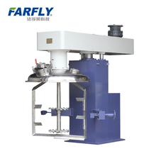 China Farfly FDT Concentrate Double Shaft Agitator Adhesive Mixer