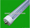 V Shape LED Cooler Lights 8ft led tube t8 integrated tube light 65w AC100-277V with CE RoHS t8 integrated tube light 65w