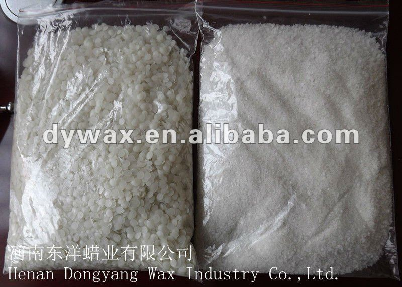 white High melting point granule 96.5 degree FT wax for hot melt adhesive