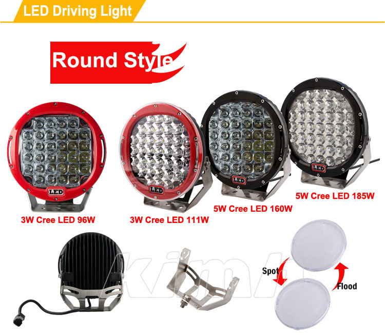 Make In China Off Road Brand LED Light Bars For Trucks