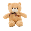 custom teddy bear with heart embroidery white/brown/dark brown color 40-180cm teddy bear